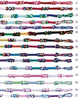 Silk Wrapz Knot Friendship Bracelet