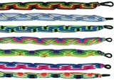 Zig Zag Pattern Friendship Bracelet